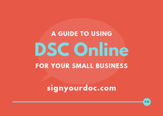 DSC online