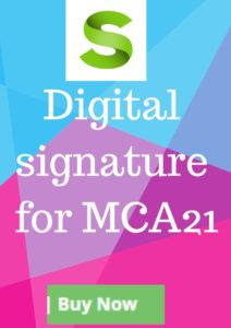 DSC for MCA