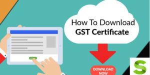 Step By Step for GST Certificate Download Process