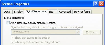make Digital signature